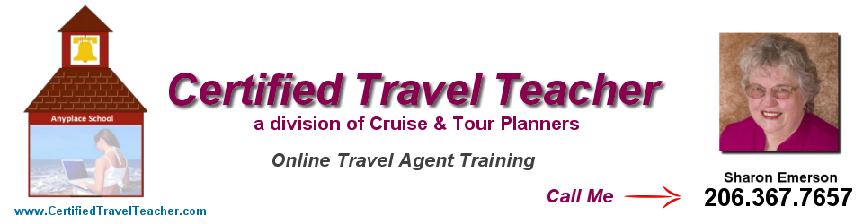 Certified Travel Teacher