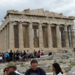 The Parthenon in Athens - Cruise and Tour Planners