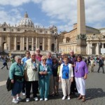 St Peters Square - Cruise and Tour Planners