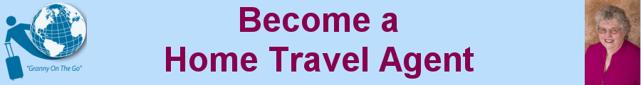 Become A Home Travel Agent - Certified Travel Teacher