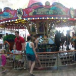Full sized carousel