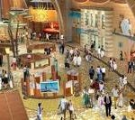 Image of a Royal Promenade of a city size cruise ship - Cruise and Tour Planners