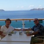 Tea by the Sea at Santorini - Cruise and Tour Planners