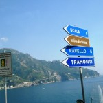 In Italy the Amalfi Coast