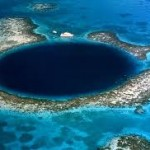 Image of Famous Blue Hole in Belize - Cruise and Tour Planners