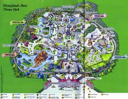 Disneyland map - Cruise and Tour Planners